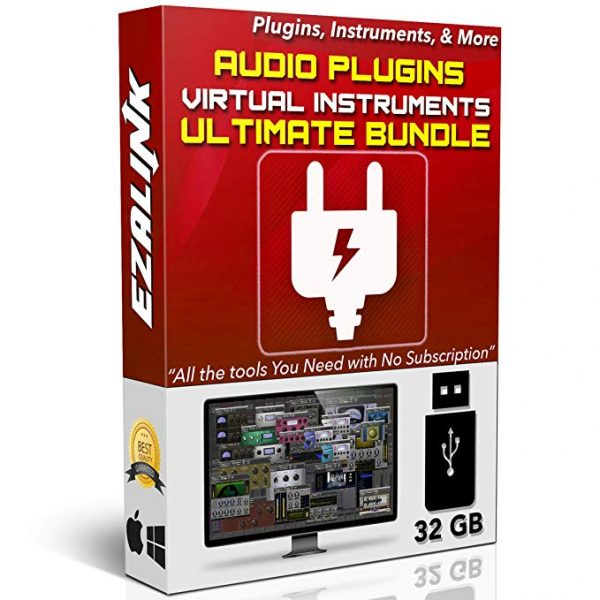 Audio Plugins USB