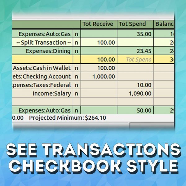 Accounting Tax Bookkeeping Software