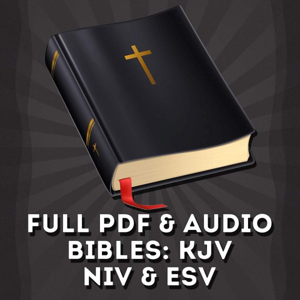 Bible Software USB