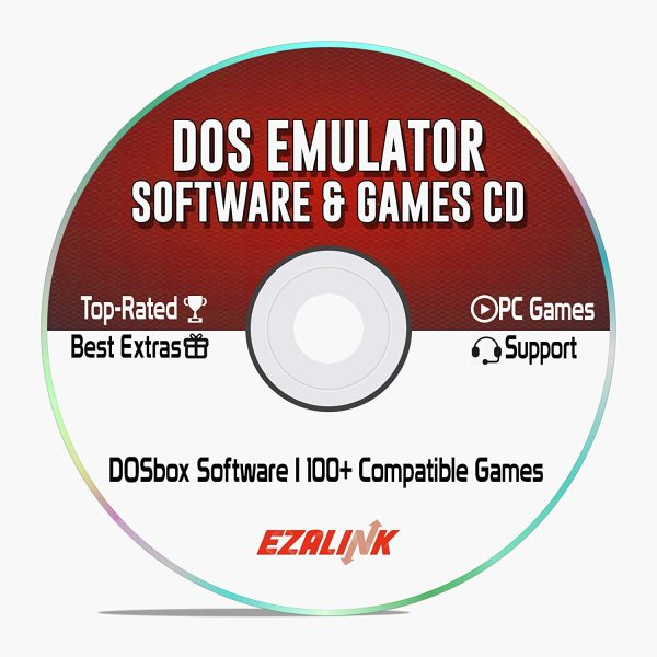 DOSBox Game Emulation