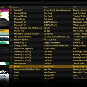 Mixxx DJ Software