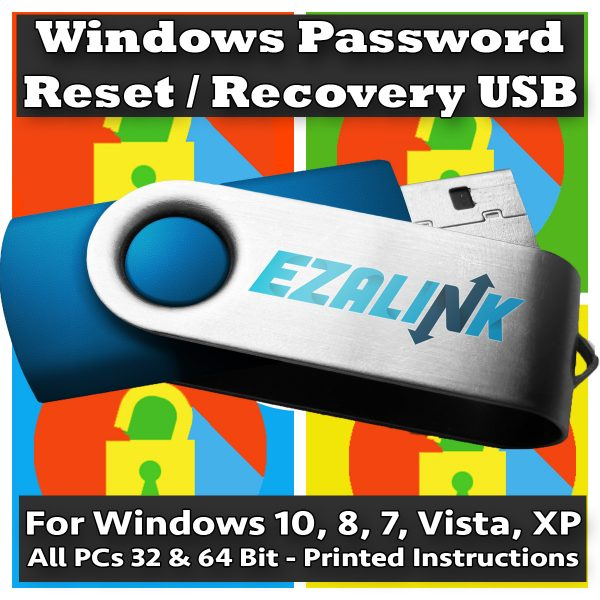 Password Reset USB