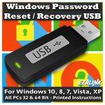 Password Reset USB