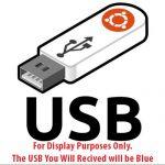 linux ubuntu bootable usb