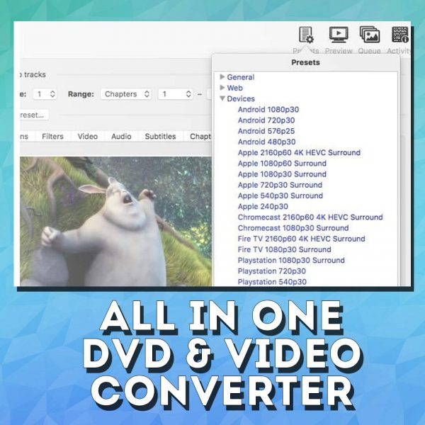 Video Editing Software DVD4