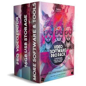 Video Editing Software USB