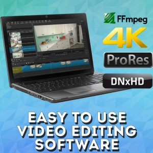 Video Editing Software USB2