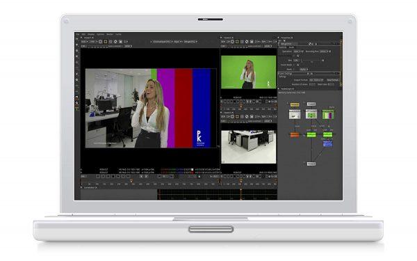 Green Screen Composition Software