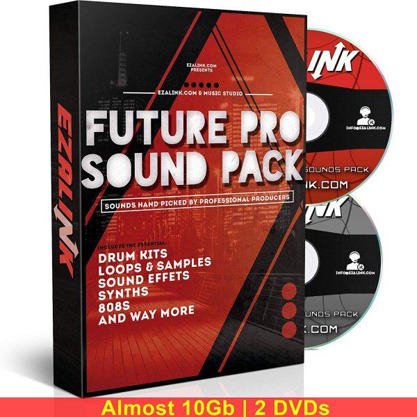 Future Pro Sounds Pack Bundle | Hip Hop EDM for Beat Maker MPC