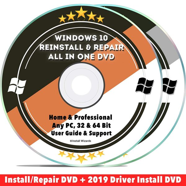 Windows 10 Reinstall Repair