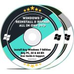 Windows 7 Reinstall Repair
