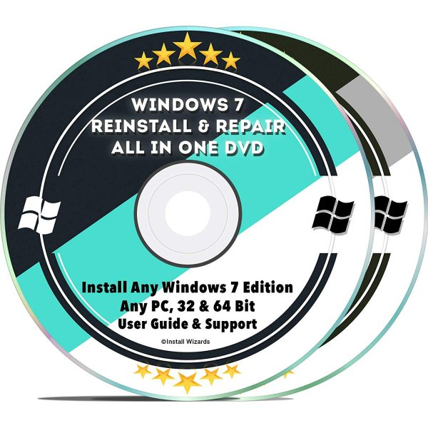 Windows 7 Reinstall Repair Recovery