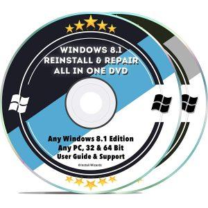 Windows 8 Reinstall Repair