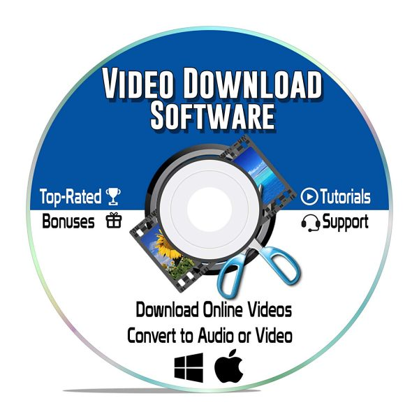 Youtube Online Video Downloader, MP3/MP4 Video Software